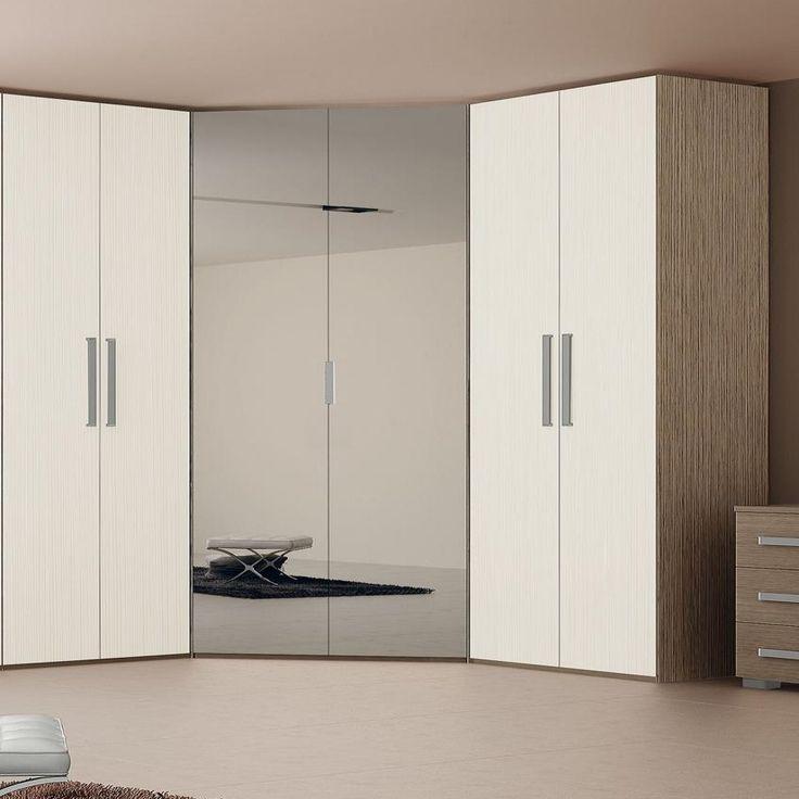 Oltre 1000 idee su armadio angolare su pinterest armadio - Cabina armadio angolare ...