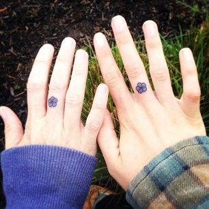 40 Beautifully Touching Mother/Daughter Tattoos