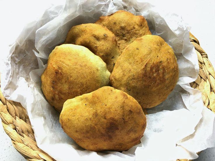 Mangalore bun (Banana Bun) - SpicyTamarind