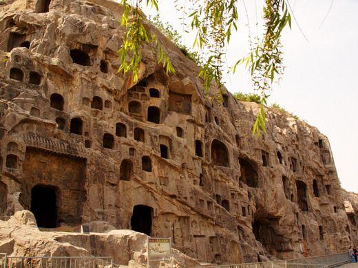 Longmen Grottoes – Luoyang Shi, China   Atlas Obscura