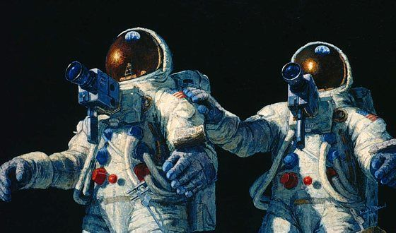 any astronaut lost in space - photo #41