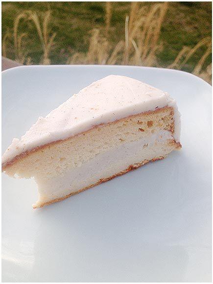 Rocco DiSpirito Gluten & Sugar-Free Coconut Cake