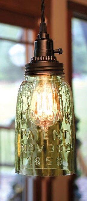 items similar to mason jar light pendant light rustic lighting kitchen island lighting mason jar decor country decor industrial lighting glass pendant on