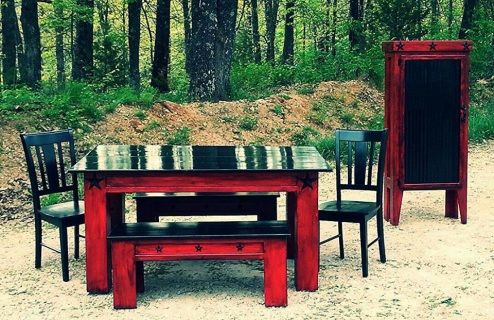 17 Best images about Rough Country Rustic Furniture on