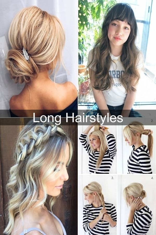 New Haircut For Long Hair 2016 Women S Hairstyles Long Long Hair Style Photo Long Hair Styles Hair Styles 2016 Womens Hairstyles