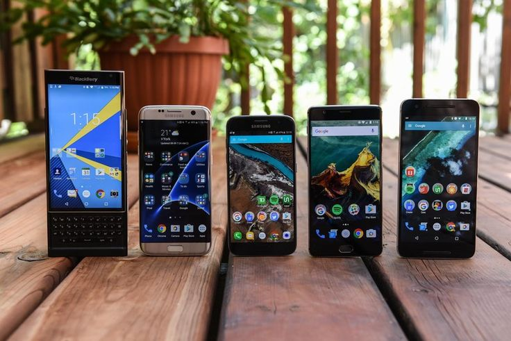 Best Android phones of 2016