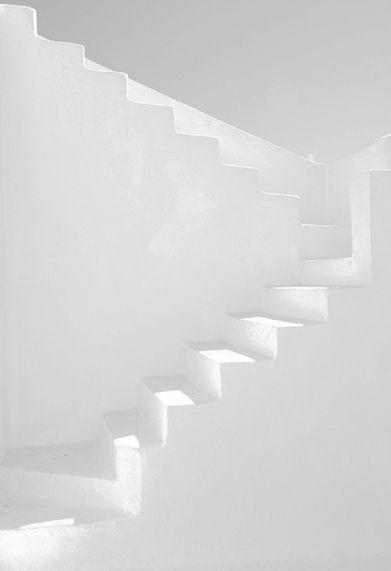LUZ.Escalera para terraza.