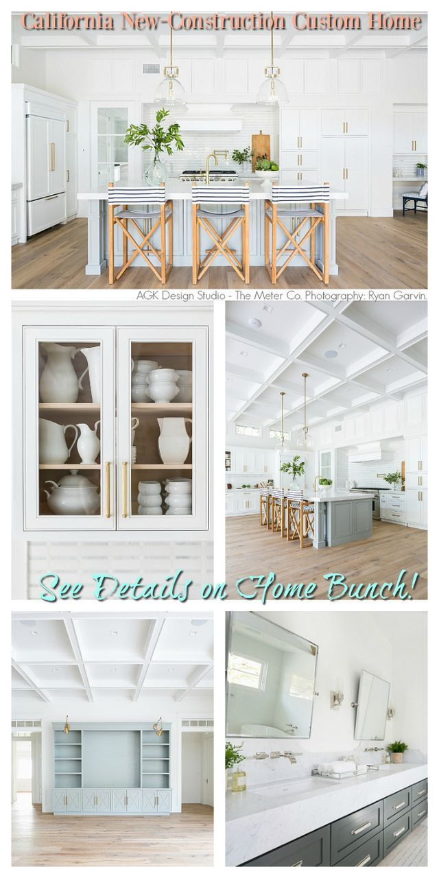 Beautiful Homes Of Instagram Fixer Upper Home Bunch An Interior Design Luxury Homes Blog Bloglovin Floor Design White Interior Design Design