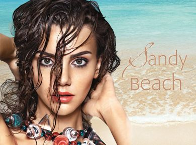 Trend make-up for spring and summer 2016 by ARABESQUE