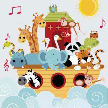 Canción del arca de Noé. Guiainfantil.com nos ofrece las letras de canciones infantiles para niños y bebés. Seleccionamos las mejores canciones infantiles para que los padres puedan disfrutarlas con sus hijos.