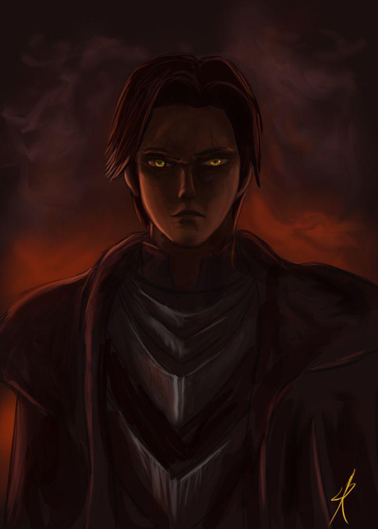 Jacen solo | Jacen Solo by Raikoh-illust. Aka Darth Cadeous...