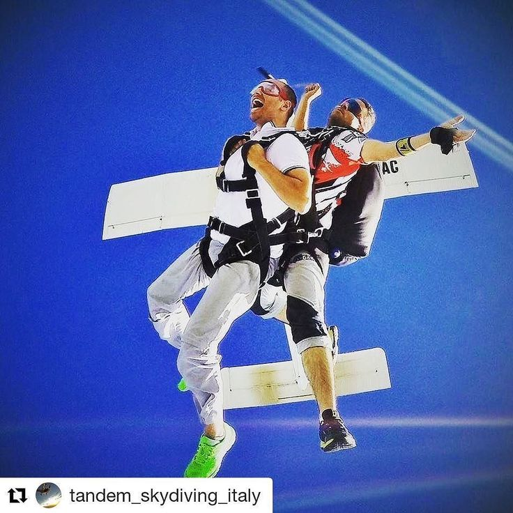 #Repost @tandem_skydiving_italy (@get_repost)  Weekend is here...! Come with us and get ready to jump!!! #tandem #skydiving #sky #skyporn #italy #molinella #flygang #jump #parachute #paracadute #salto #modena #bologna #milano #ravenna #rimini #pac750 #canopy #plane #adrenaline #extreme #sport #adrenalina