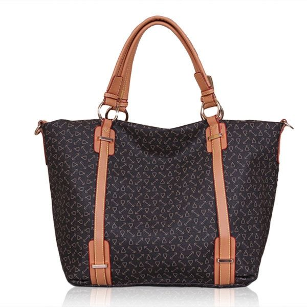 Women Retro PU Leather Printing Handbag is designer, see other popular bags  on NewChic.
