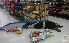 people of walmart I actually really wanted to do this at work today! Fridays, they get to me! Lol