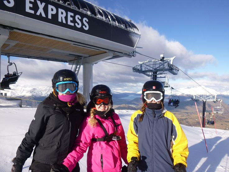Ski Trip- Skiing with the bestfriends!