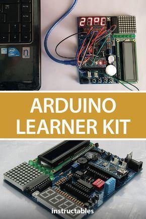 Arduino Learner Kit (Open Source)