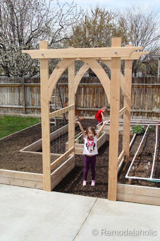 Best 25+ Trellis ideas ideas on Pinterest Trellis, Flower vines - garden arbor plans designs