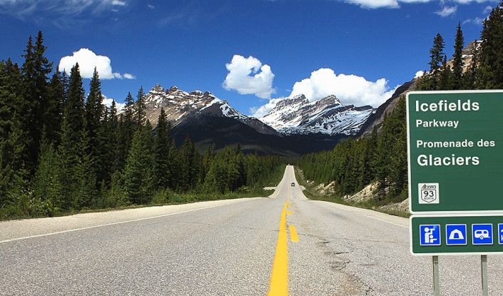 Our Epic Road Trip on the Icefield Parkway – Banff to Jasper, Alberta