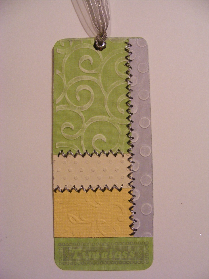 1000+ images about Quilted bookmarks on Pinterest Corner bookmarks, Bookmarks and Washi tape