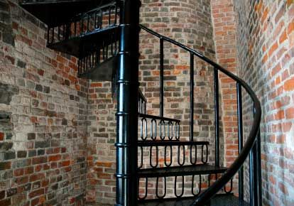 Wrought iron spiral staircase home pinterest - Spiral staircase wrought iron ...