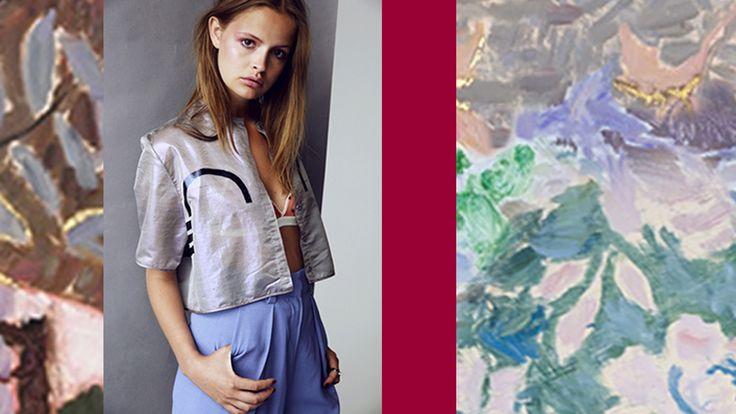 Sofie Rosenkrands | The Finalists of Mittelmoda Fashion Award 22nd Edition