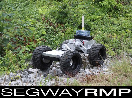 Segway Announces Its Newest RMP -- ARTI | Segway Blog