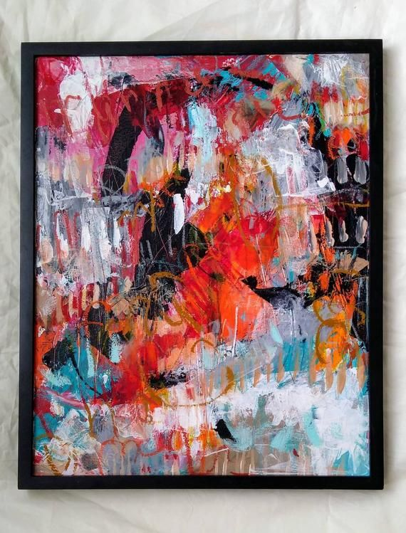 Colorful Painting Abstract Painting Abstract Art Colorful Art