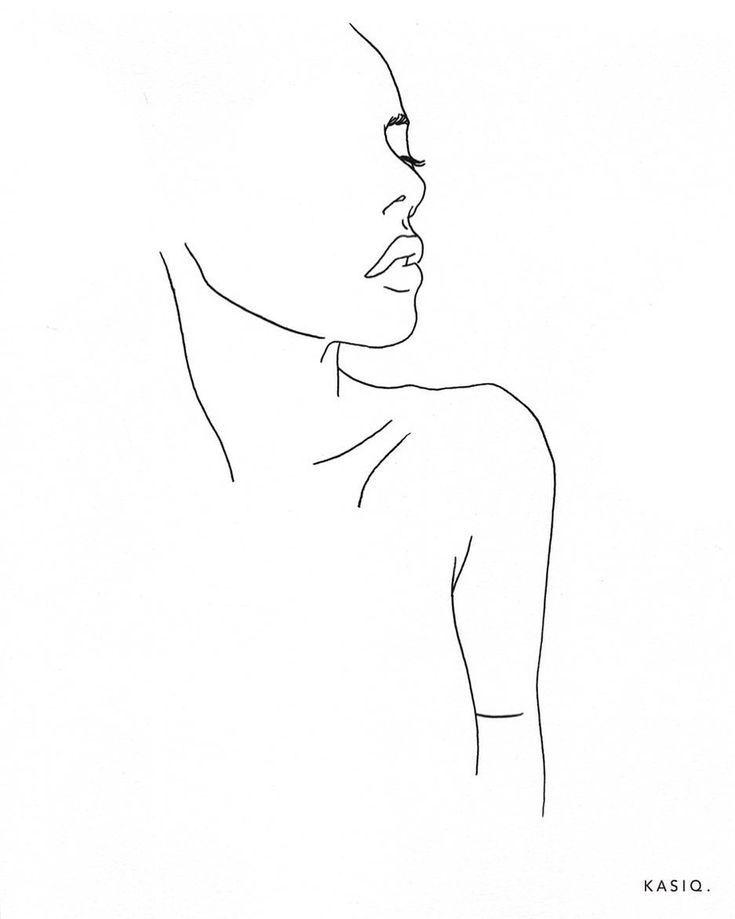 Pen on paper © kasiq. , , , , #Draw #Sketch #Style #Work #Line #f