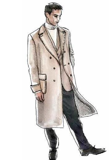 Где пошить мужское пальто
