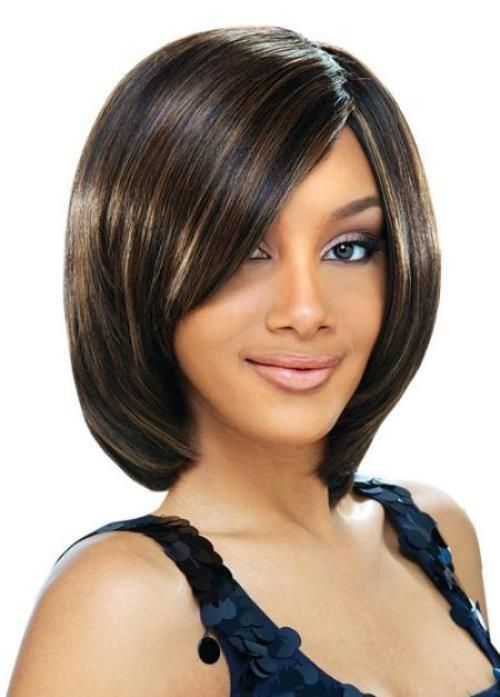 bob hair styles for black women pin by loyce on hairstyle hair styles 2014 black 2869 | ba1c5a3543d0200289bd8298f48186b0 cute bob hairstyles short weave hairstyles