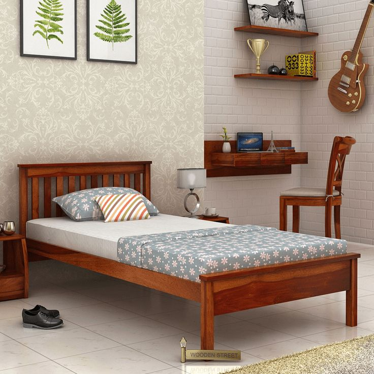 The Venus Single Bed is made to