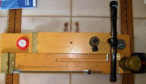 Motorized Double Arm Barn Door Tracker