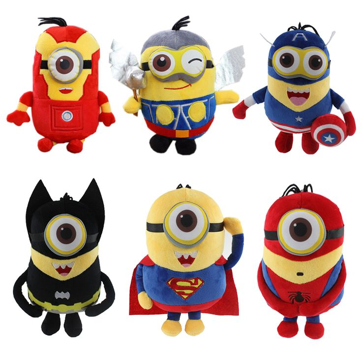 Asseclas Cosplay The Avengers SuperHero 20 cm Spiderman & Superman & Batman & Capitão América & Ironman & Thor Figura de Ação brinquedos(China (Mainland))