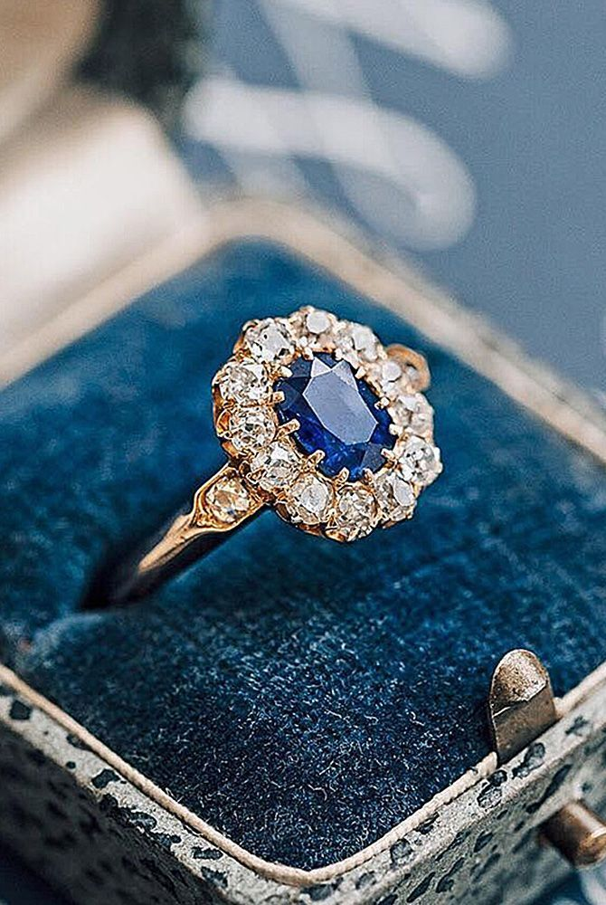 39 Best Vintage Engagement Rings For Romantic Look Wedding Ideas
