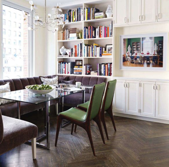 Banquette Kitchen: 17 Best Ideas About Dining Room Banquette On Pinterest