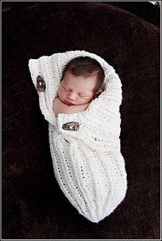 cute baby wrap pattern