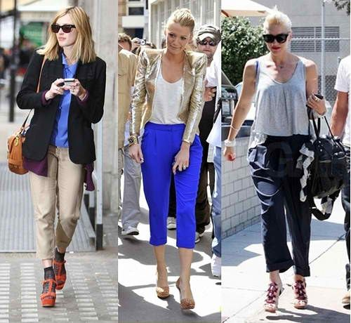54 best Ladies Capri Pants images on Pinterest