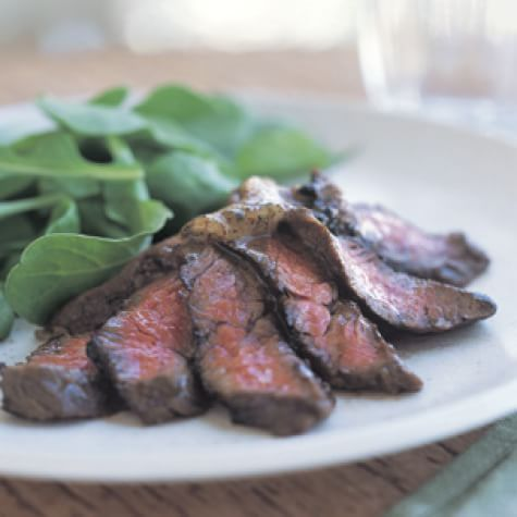 Tequila-Marinated Skirt Steak - Serve with Tremolo Luján de Cuyo Red Blend