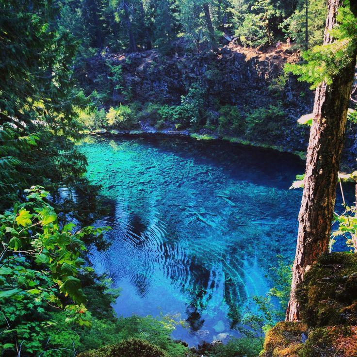 Más de 25 ideas increíbles sobre Blue pool oregon en Pinterest