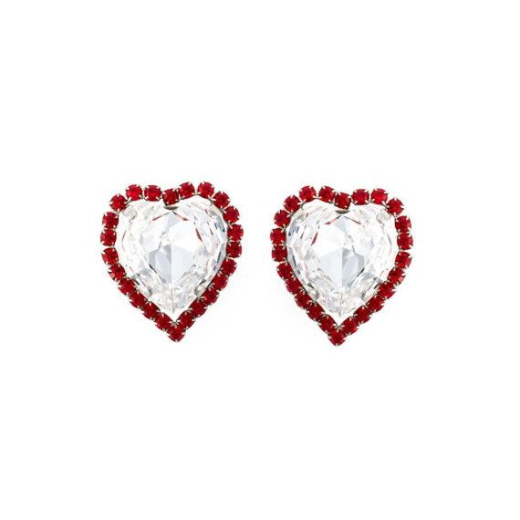 #ChristopherKane Heart Earrings #Valentines