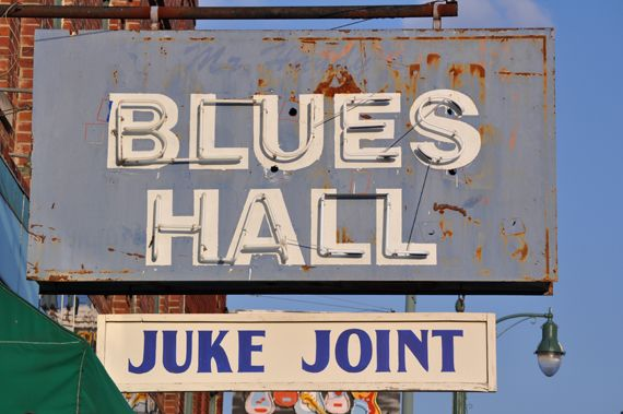 "Blues Hall in Memphis is one of the most relaxing places to go to hear real ""Delta"" blues.  Small, intimate, no large crowds and a really great atmosphere."