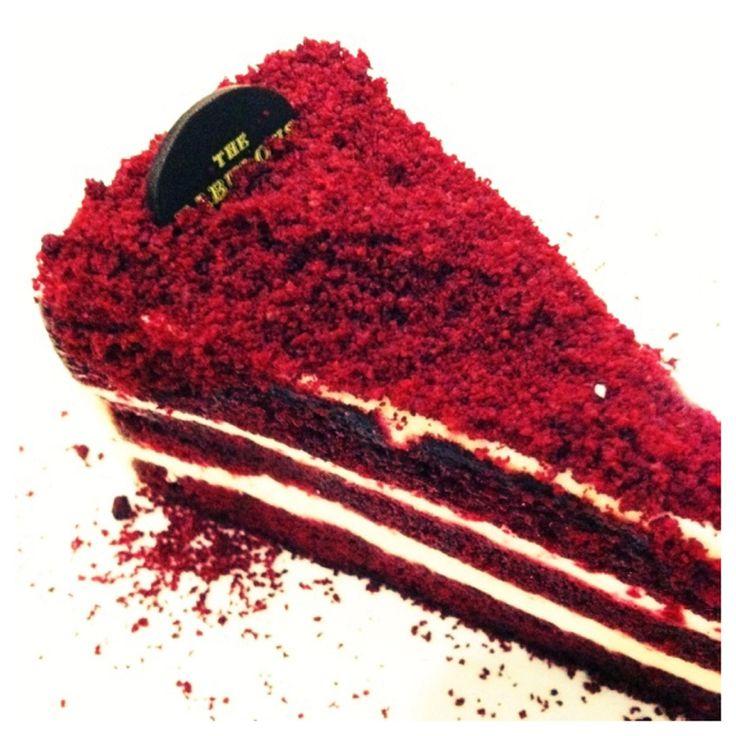 Pin Fabulous Red Velvet Cake Catherines Decorating On Pinterest