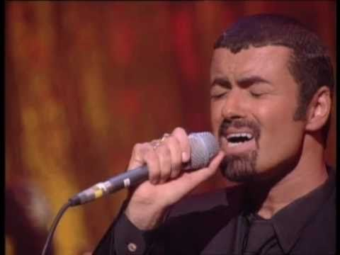 George Michael - I can`t make you love me (LIVE) - MTV - YouTube