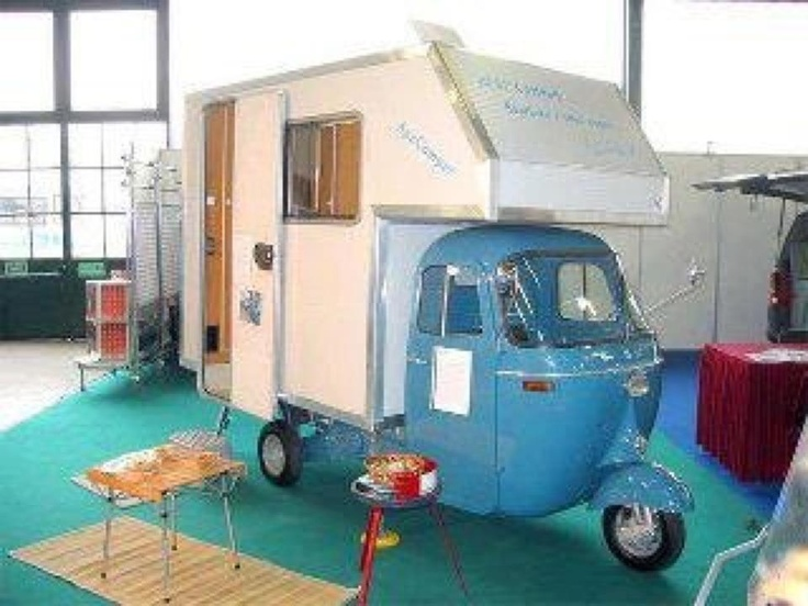 Sweedish camper...
