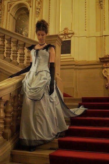 .:Domowa kostiumologia:.: wieczór w teatrze / theathre night