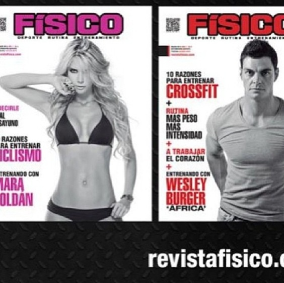 Ya tienes la tuya??? ....#fitness #body #life #cover #model #magazine #me #life #lifestyle @revistafisico