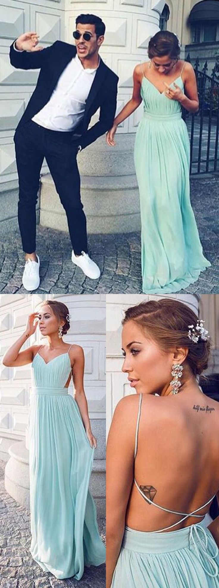 sexy prom dresses,mint prom dresses,backless prom dresses,2017 prom dresses,cheap prom dresses @simpledress2480