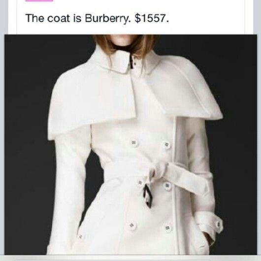 Scandal's Oliva Pope's Coat !!!! It gives me LIFE beyond measure!!!!