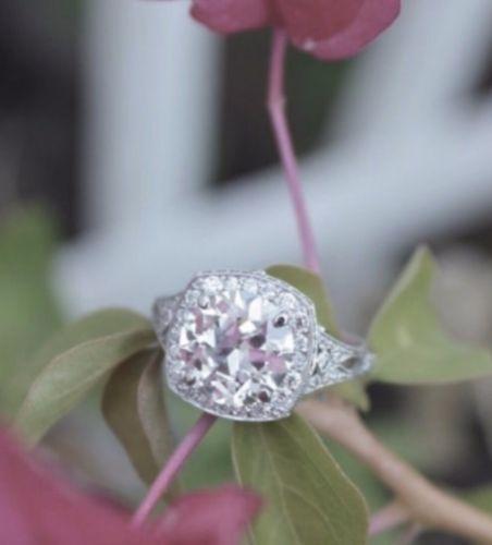 2-56-Ct-Edwardian-Antique-Style-Genuine-Natural-Diamond-Engagement-Ring-VS2-E-F