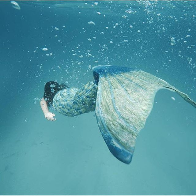 Always be yourself, unless you can be a mermaid!